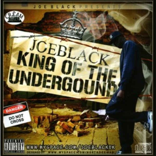 Joe black king of the underground for Classic house music mixtapes